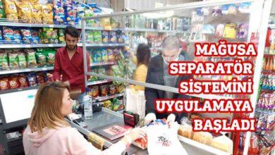 Photo of Gazimağusa Belediyesi marketlerde separatör sistemini uygulamaya başladı