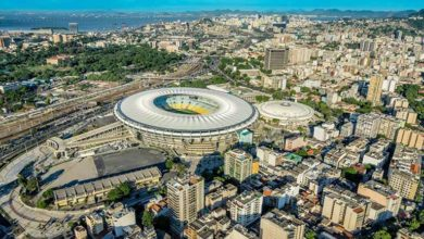 Photo of Dünyaca ünlü Maracana Stadı, Covid-19 hastanesine dönüştürülüyor