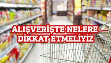 Photo of Gıda alışverişinde koronavirüsten korunmanın yolları