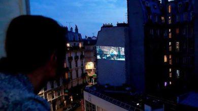 Photo of Karantina günlerinde Paris sokaklarında sinema keyfi