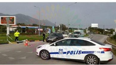 Photo of Alsancak, Lapta ve Karşıyaka bölgelerine giriş-çıkışa polis kontrolü