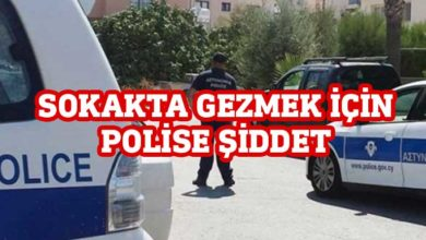 Photo of Güney'de polise şiddet: Yumruk attı!