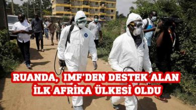 Photo of İlk kez bir Afrika ülkesi koronavirüsle mücadele için IMF'den kredi aldı