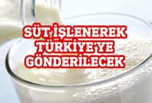 Photo of Tatar:Türkiye Cumhuriyeti desteği ile sütteki sorun çözüldü