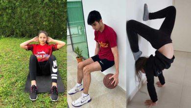 Photo of Sporcular evde çalışıyor