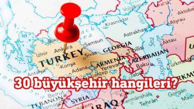 Photo of Türkiye'de 30 büyükşehire giriş çıkışlar yasaklandı!