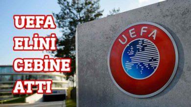 Photo of UEFA'dan 676 kulübe 70.4 milyon euro'luk ödeme