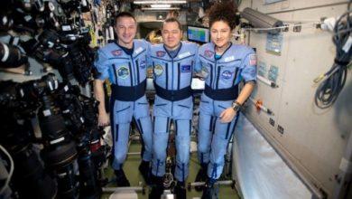 Photo of Uzay İstasyonu mürettebatı geçen yıl bıraktığından çok farklı bir dünyaya döndü