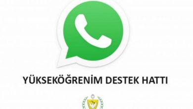 Photo of Yükseköğrenim 'WhatsApp Destek Hattı' devreye giriyor