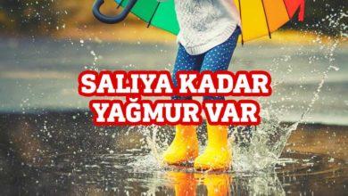 Photo of Yağmurlu hava devam edecek