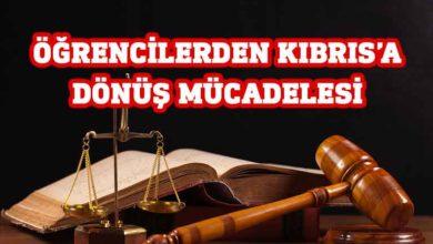 Photo of Kıbrıs'a dönebilmek için yargıya başvurdular
