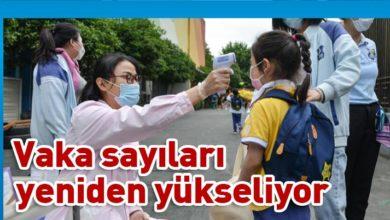 Photo of Çin koronavirüste en başa döndü
