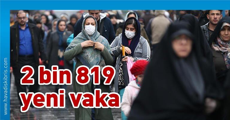 İran, önlemleri gevşetip camileri ibadete açmasının ardından bugün son iki ayın en yüksek vaka sayısını açıkladı