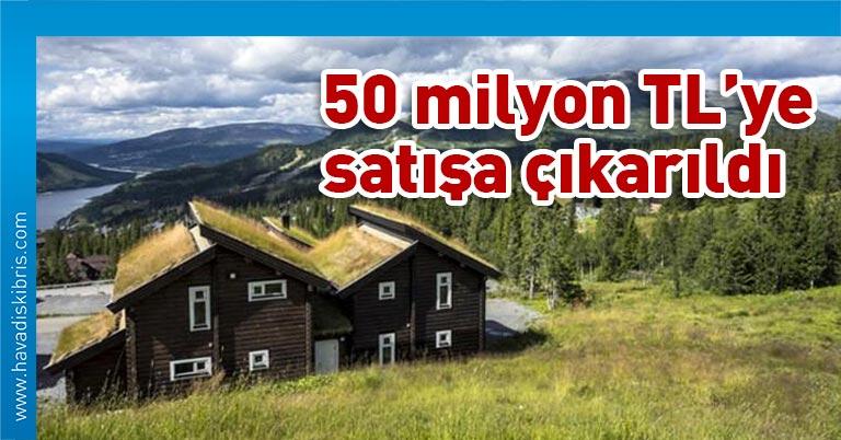 İsveç'te sağlık merkezi olarak bilinen ve doğal su kaynaklarıyla ünlenen bir köy 70 milyon krona (yaklaşık 50 milyon TL) satışa çıkarıldı.
