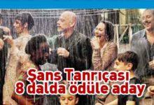 Photo of Ferzan Özpetek'in La dea fortuna filmi İtalya'da sekiz dalda ödüle aday