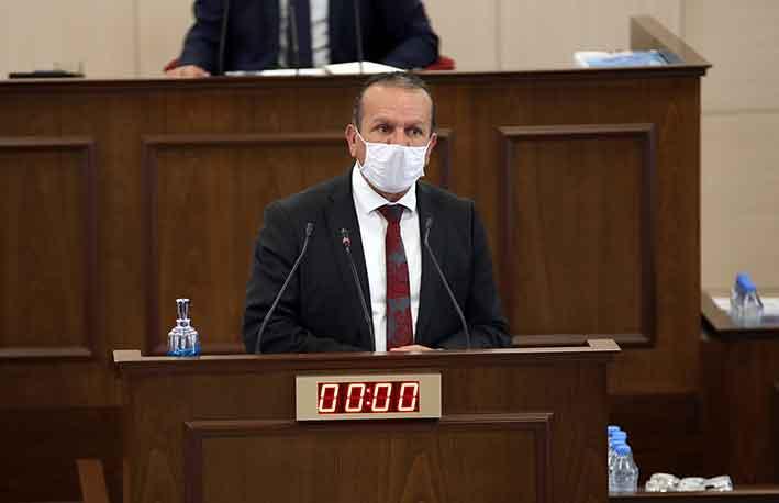 Demokrat Parti Genel Başkanı Fikri Ataoğlu