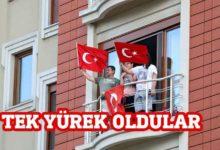 Photo of Balkonlarda 19 Mayıs coşkusu