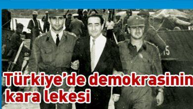 Photo of Menderes ve 2 bakanı idama götüren darbe: 27 Mayıs