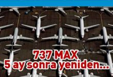 Photo of Boeing, 737 MAX üretimine tekrar başladı