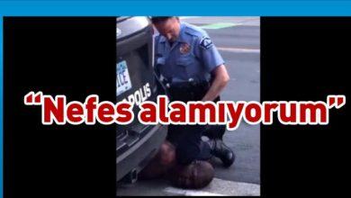 Photo of ABD'de özaltına alınan siyahı öldü, 4 polis görevden alındı