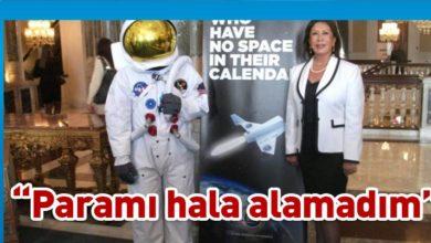 Photo of Uzaya gitmek için 95 bin dolar ödedi, yolculuk iptal oldu