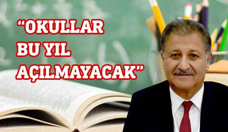 Sağlık Bakanı Dr. Ali Pilli