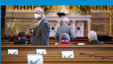 Photo of Almanya'da bir kilisedeki ayine katılan 40'tan fazla kişiye koronavirüs bulaştı