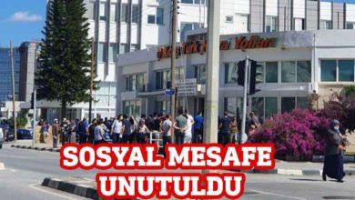 Photo of Araç Kayıt Dairesi'nde izdiham yaşandı
