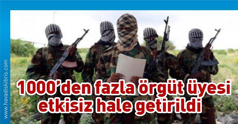 Arfika terör örgütü Boko Haram