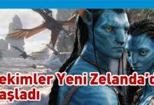 Photo of Avatar 2 filminin çekimleri başladı