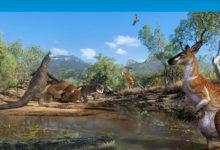 Photo of 3  tonluk keseli hayvanlar ve araba büyüklüğündeki kertenkelelerle yaşadılar
