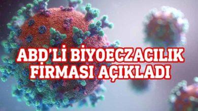 """Photo of """"Virüsü 4 gün içinde vücuttan atan antikor keşfettik"""""""