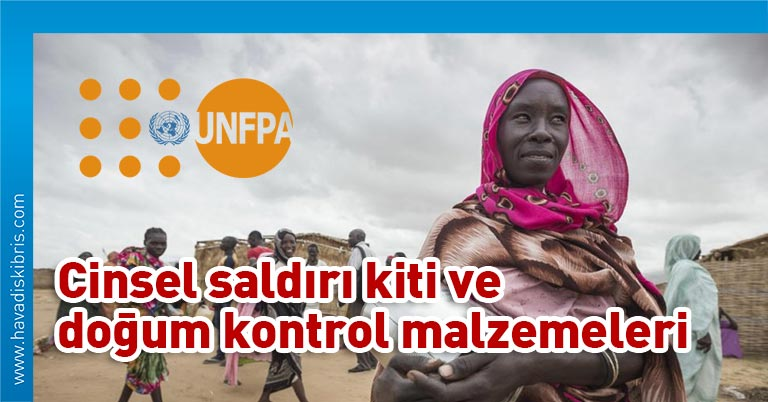 Birleşmiş Milletler Nüfus Fonu (UNFPA), Güney Sudan'a 400 bin dolar değerinde sağlık malzemesi bağışladı