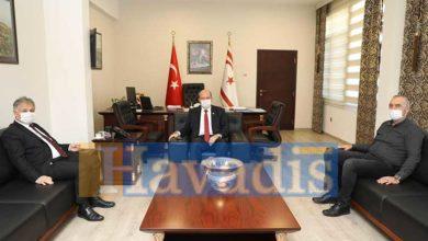 """Photo of Başbakanlıkta 3'lü """"futbol"""" zirvesi"""