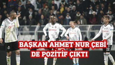 Photo of Beşiktaş'ta 9 kişide koronavirüs