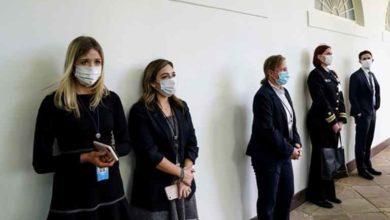 Photo of Beyaz Saray'da maske zorunluluğu