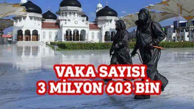 Photo of Hayatını kaybedenlerin sayısı 250 bini geçti
