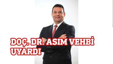 Photo of Doç. Dr. Vehbi: Yükseköğretim alanı tüm senaryolara hazırlıklı olmalı