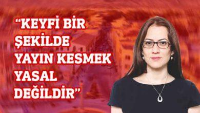Photo of Derya: Bu muamele ülkemizdeki basın ve ifade özgürlüğüne açık bir müdahaledir