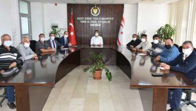 Photo of Tarım Bakanı Bakan Oğuz, Patates Üreticileri Birliği heyeti ile görüştü