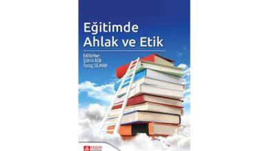 """Photo of UKÜ'lü Akademisyenin Editörlüğünde """"Eğitimde Ahlak ve Etik"""" adlı kitap yayımlandı"""