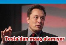 Photo of Tesla'dan Elon Musk'a 800 milyon dolar