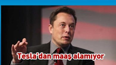 Photo of Tesla'dan Elon Musk'a 800 milyon dolar
