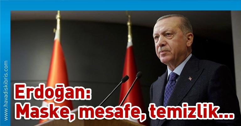 Türkiye Cumhurbaşkanı Recep Tayyip Erdoğan, 4 saat süren Cumhurbaşkanlığı Kabine Toplantısı'nın ardından açıklamalarda bulundu.