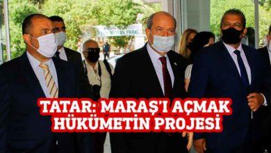 Photo of Başbakan Tatar, Gazimağusa Belediyesi'ni ziyaret etti