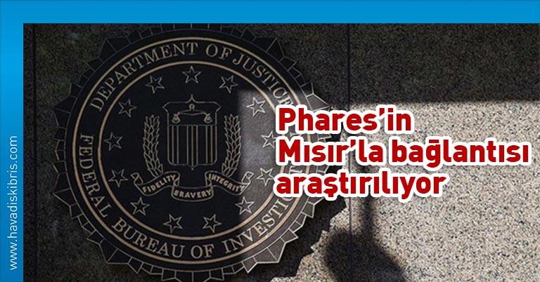 FBI, Başkan Donald Trump'ın dış politika danışmanlığını yürüten Lübnan asıllı Walid Phares'i Mısır devletiyle bağlantıları nedeniyle soruşturduğu