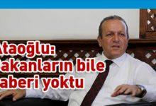 Photo of Ataoğlu: Yangından mal kaçırır gibi imzalandı