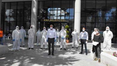Photo of Belediyelerde koronavirüs mesaisi