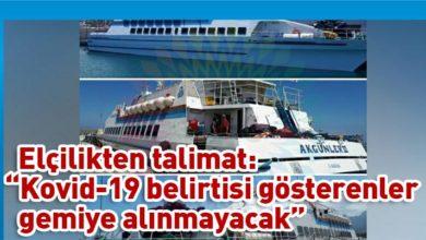 Photo of İlk seferle 382 yolcu Türkiye'ye gitti