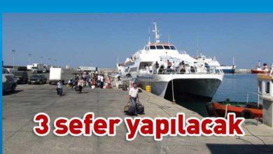 Photo of Girne'den Taşucu'na deniz otobüsü seferi düzenlenecek